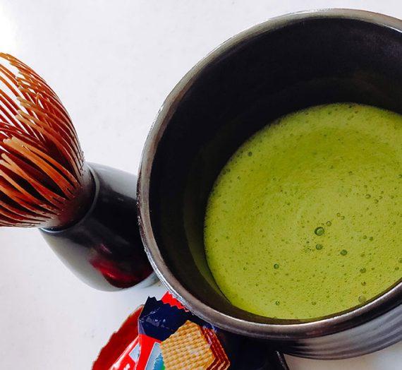#16 お手軽抹茶のプロはコレ、食洗機対応茶筅 [ふげつ樹脂茶せん]